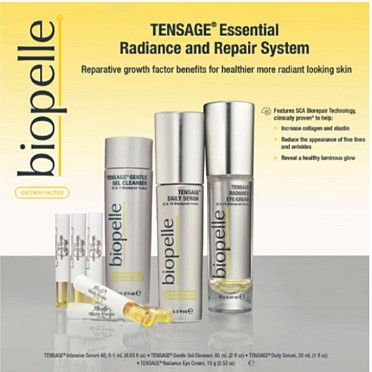 Tensage Essential Radiance and Repair System