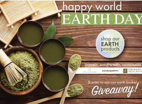 In celebration of Earth Day lets talk clean beauty!