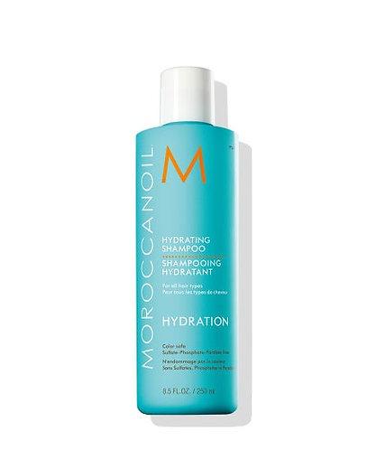 Hydrating Shampoo w/ Argan Oil