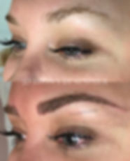 microblading at renew beauty med spa
