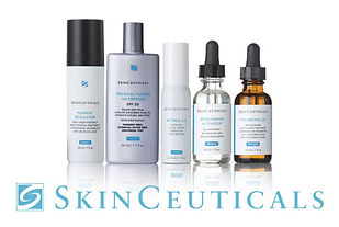 SkinCeuticals product line for skin care