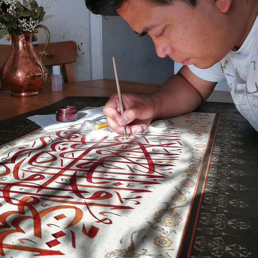 Istanbul Winter Intensive - Calligraphy