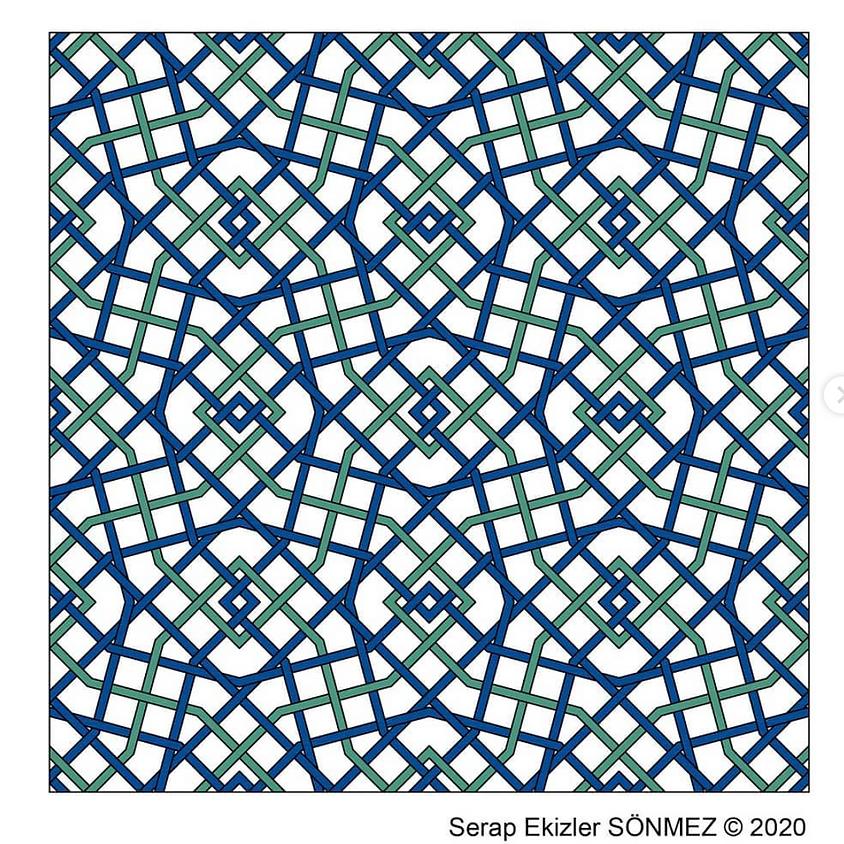 Geometric Patterns: The Visual Testament of Islamic Civilizations