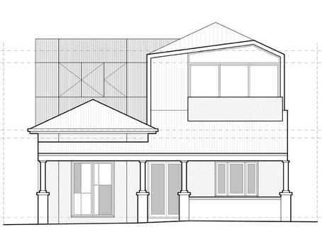 Recent Work  - Unit Development; North Perth