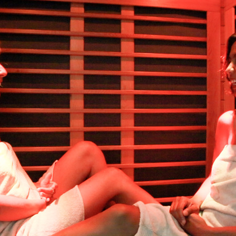 It's time to start infrared sauna therapy. Here's why...