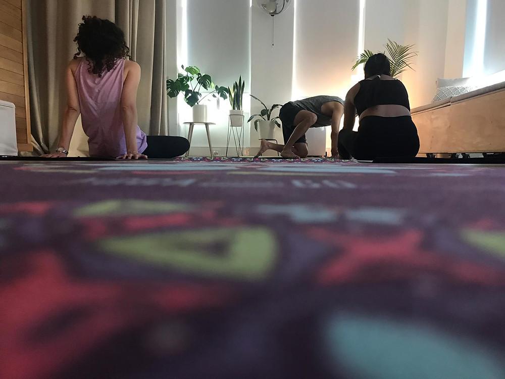 yoga studio melbourne