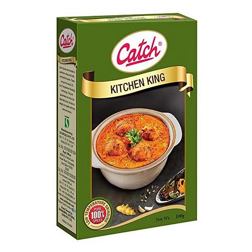 Catch Kitchen King Masala - 100gm Carton