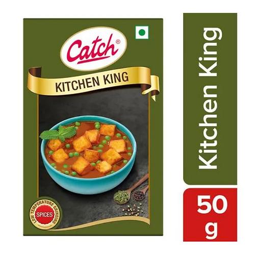 Catch Kitchen King Masala - 50gm Carton