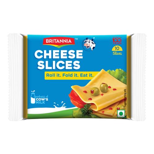 Britannia Cheese Slices - 200gm (Pack)