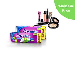 Feminine, Hygiene & Makeup product on Bullshit Basket at wholesale prices.