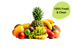 Fresh fruits on Bullshit Basket at wholesale prices.