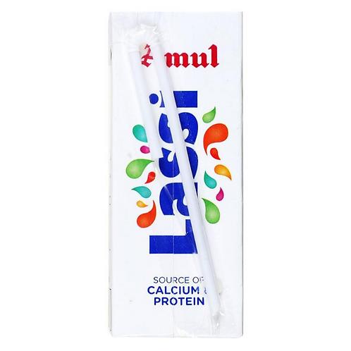 Amul Lassi Rose Flavour - 250ml Carton