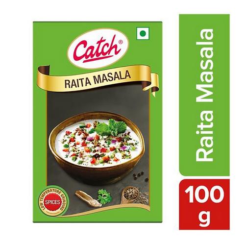 Catch Raita Masala, 100gm Carton