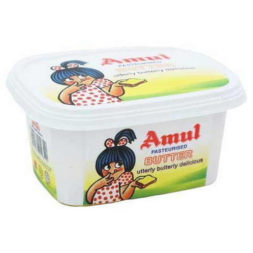 Amul Butter - Pasteurised - 200gm Tub