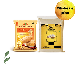 Atta & Flour on Bullshit basket at wholesale price