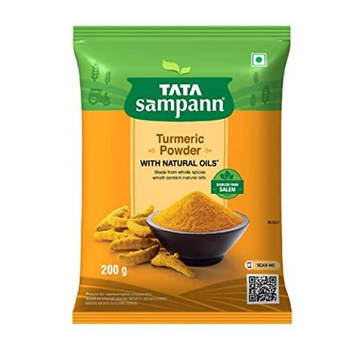 Tata Sampann Powder - Turmeric, 200gm