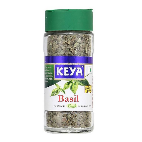 Keya Basil - 12gm Bottle