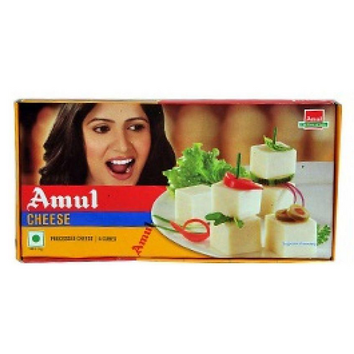 Amul Processed Cheese - Chiplets Cubes, 200 g (8 Cubes)