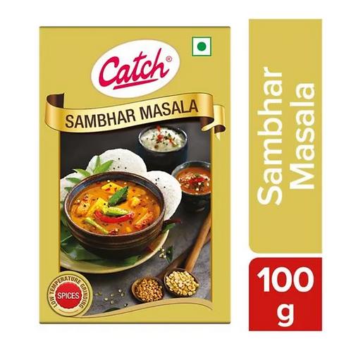 Catch Sambhar Masala, 100gm Carton