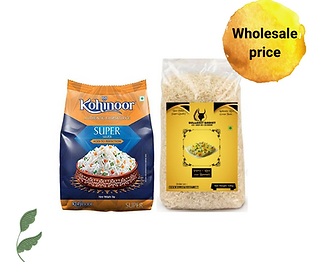 Rice & Rice products on bullshit basket
