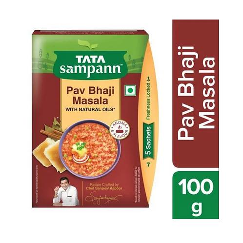 Tata Sampann Masala - Pav Bhaji, 100gm