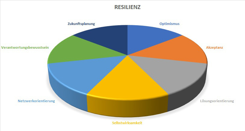 Resilienz Kreis