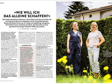 Und jetzt ein Interview in der Schweizer Familie