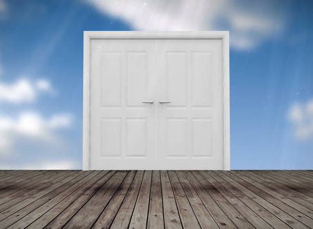 """Zum Thema """"Verschlossene Türen""""..."""
