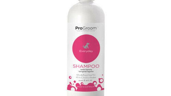 Progroom Everyday Shampoo Pink 500 ml