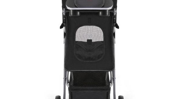 3 Wheel Pet Stroller - Black