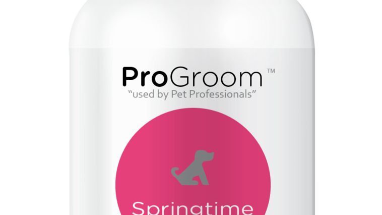 Progroom Springtime Cologne - Pink (Soft Bouquet) 250ml