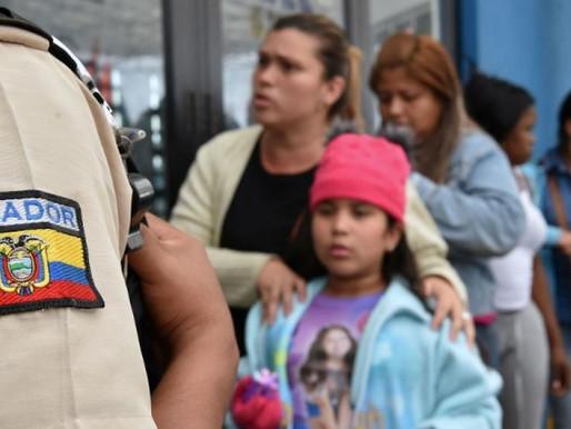 VENEZUELA, UNE CRISE MIGRATOIRE