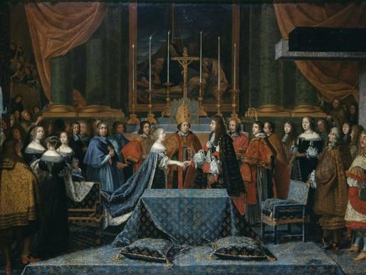 LOUIS XIV ET SES DRÔLES DE DAMES