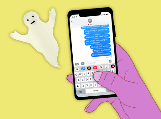 GHOSTING : POURQUOI PARTIR SANS EXPLICATION ?