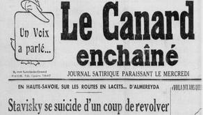 L'AFFAIRE STAVISKY, UN SUICIDE MAQUILLÉ