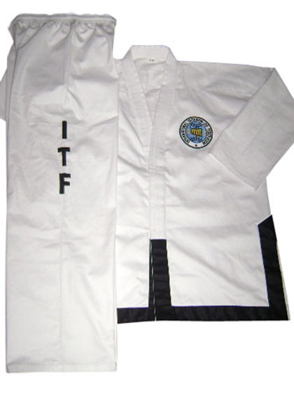 Black Belt Uniforms