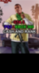 gta 5 cash and rank ps3 xbox 360.png