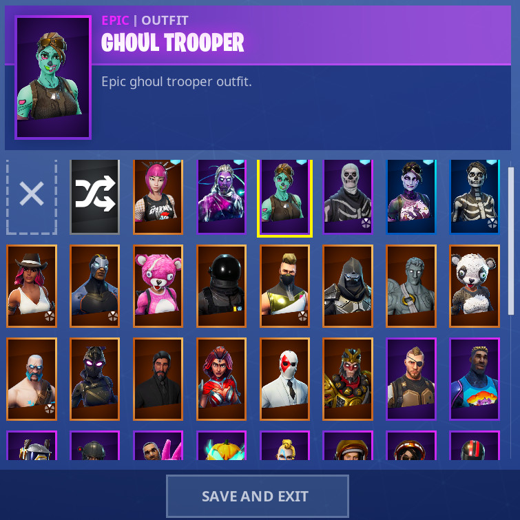 Fortnite Account All Consoles Devices