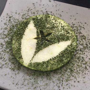 cocktail pomme verveine - blog design culinaire de Laure-Anne Caillaud
