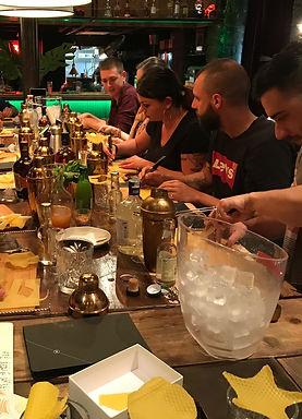 atelier créatif bartender événement influence rhum Studio Laure-Anne Caillaud Nice