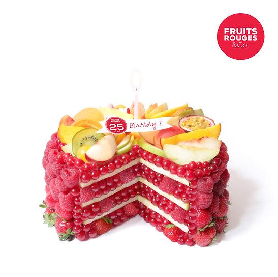 design culinaire, creation visuelle artistique pour Fruits rouges & Co