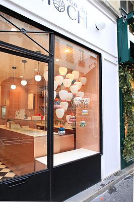 décor de vitrine métiers de bouche visual merchandiser Laure-Anne Caillaud Paris