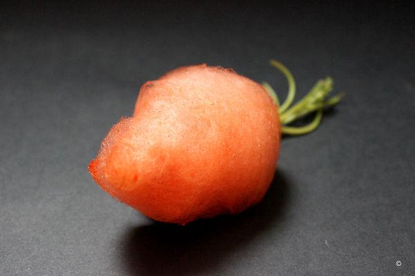 Les carottes poilues, design culinaire, création artistique, événementiel