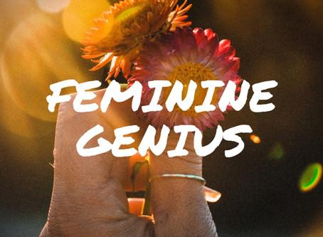 Five minutes of Feminine Genius