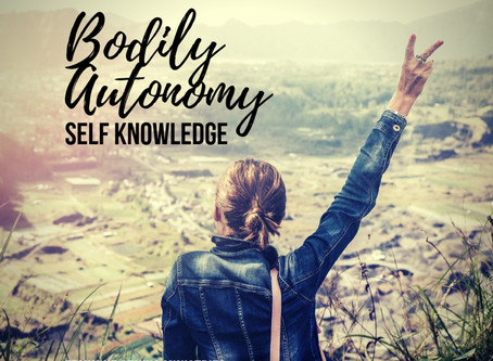 NFP & Bodily Autonomy: Self-Knowledge