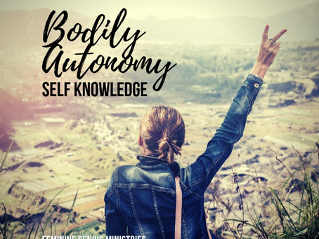 NFP & Bodily Autonomy: Self-Knowledge