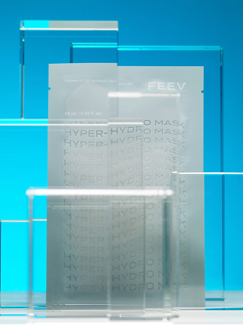 Hyper-Hydro Mask 28 ml / 3ea