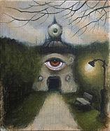 popsurrealism thirdeye gate