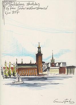 stadshusetstockholm cityhall stockholm