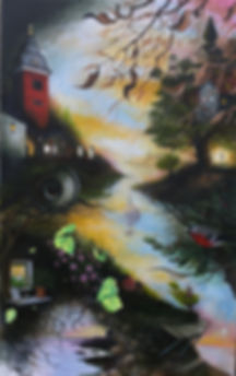 popsurrealism gunnarfoley newcontemporaryart postsurrealism